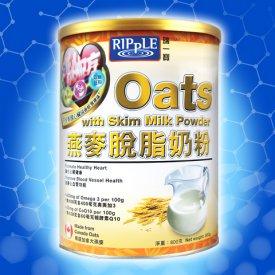 燕麥脱脂奶粉800g