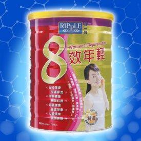 八效年輕豆奶粉